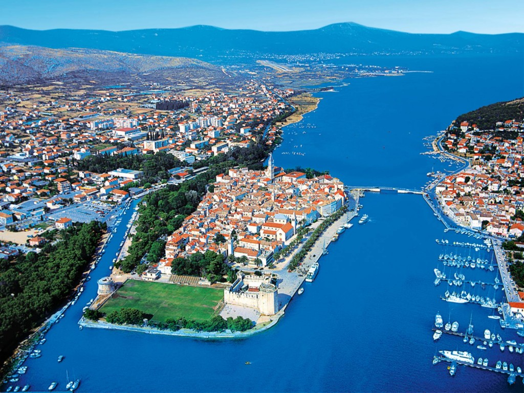 Yachting Along the Dalmatian Coast – Trogir